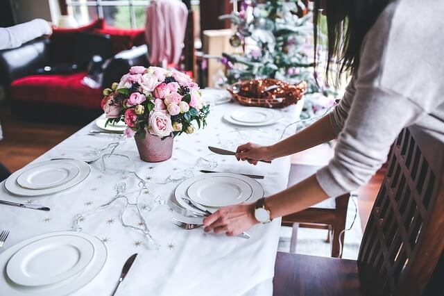 These 8 Ways to Survive the Holidays Away from Home will help you get in the spirit and encourage you to start new traditions when you're far from your loved ones.