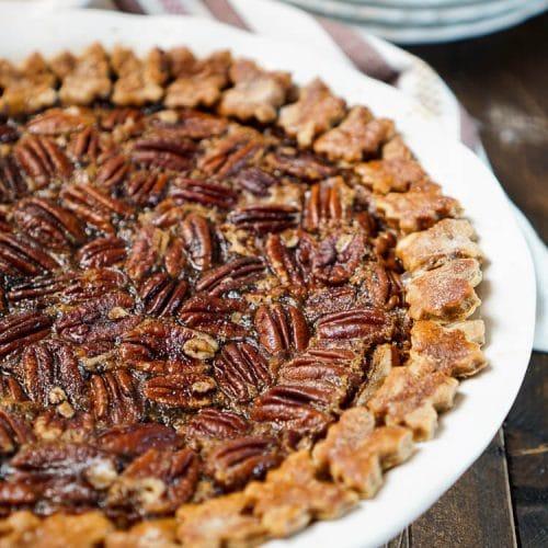 Grammie's Kentucky Pecan Pie