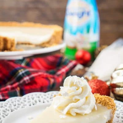 Sugar Cookie Cream Tart
