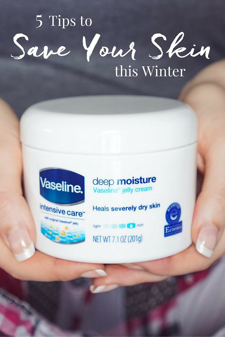 These 5 Tips to Save Your Skin this Winter are crucial in maintaining that hydrated glow through the dry and chilly months!