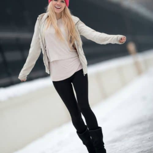 5 Ways To Wear Leggings All Winter Long