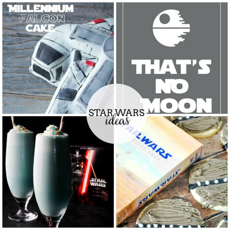 Star Wars Ideas SQ