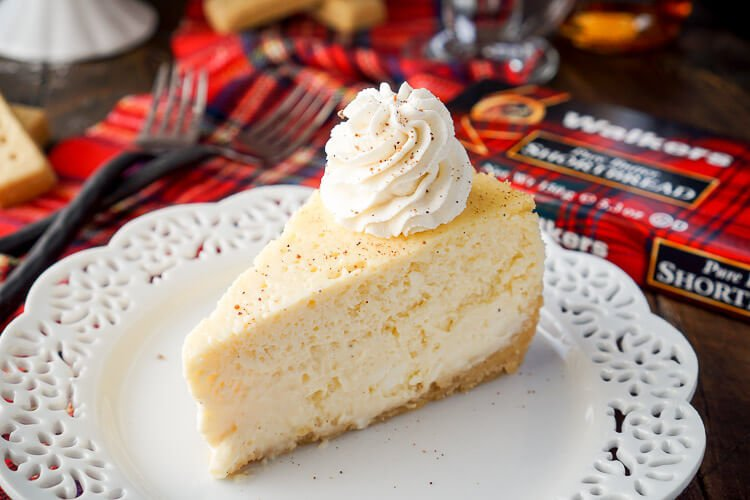 Eggnog Cheesecake Recipe for Christmas