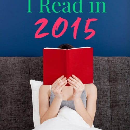 Best Books I Read in 2015