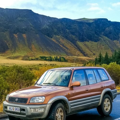 SADcars – The Best Way to Travel in Iceland