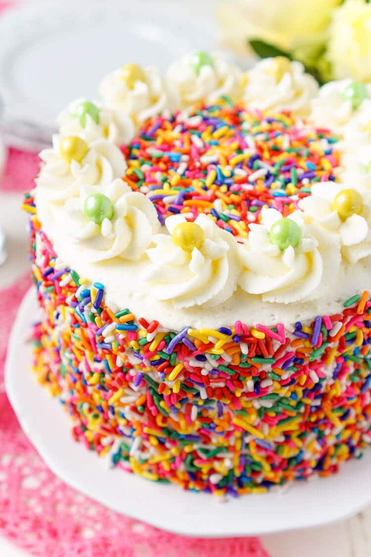 Cool Whipped Cream Frosting For Cakes