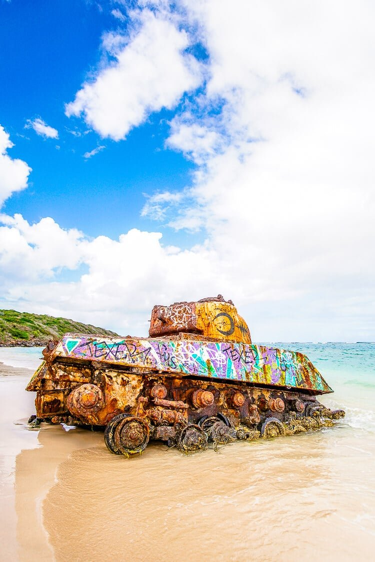 These Tips for Visiting Culebra Island, Puerto Rico will help you make the most of your trip! Culebra is the home of Flamenco Beach, one of the most beautiful beaches in the world.