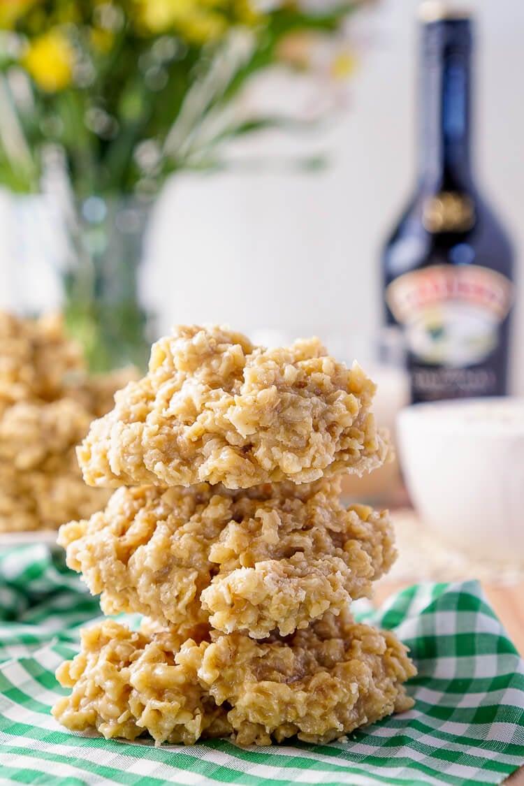 Irish Cream Cookies