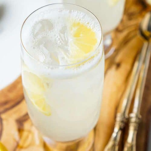 This Hard Tequila Lemonade is the ultimate summer cocktail! It's fresh, thirst-quenching, and downright tasty with a little kick!