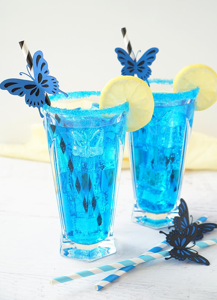 Alices-Electric-Blue-Butterfly drink