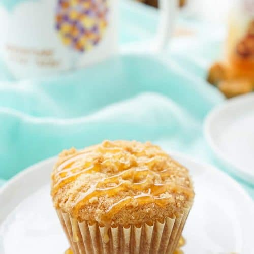 Easy Caramel Muffins Breakfast Recipe