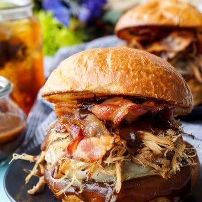 Meat Lovers Cheeseburger