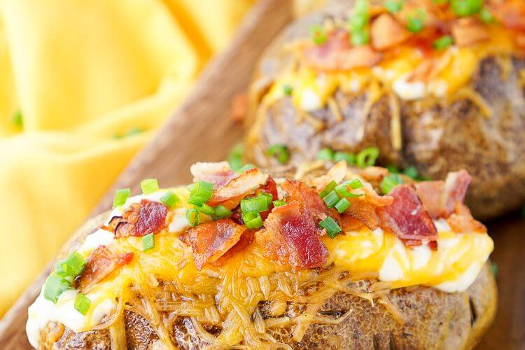 Best Ever Baked Potatoes