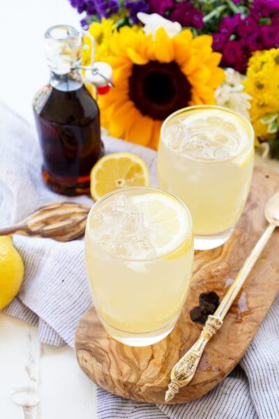 Maine Maple Lemonade