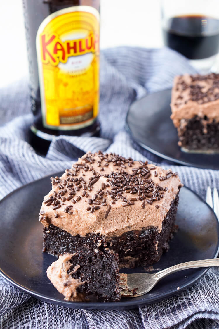 Kahlua Cake Mix Recipe