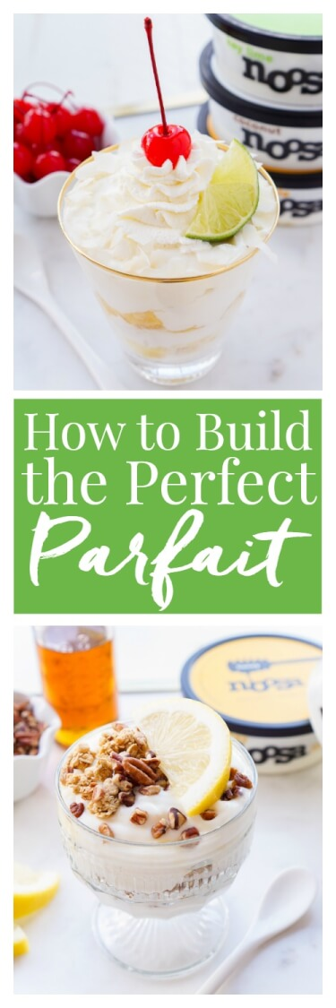 Planning a party or wanting to amp up your breakfast game, find out How to Build the Perfect Parfait and try four great recipes! via @sugarandsoulco
