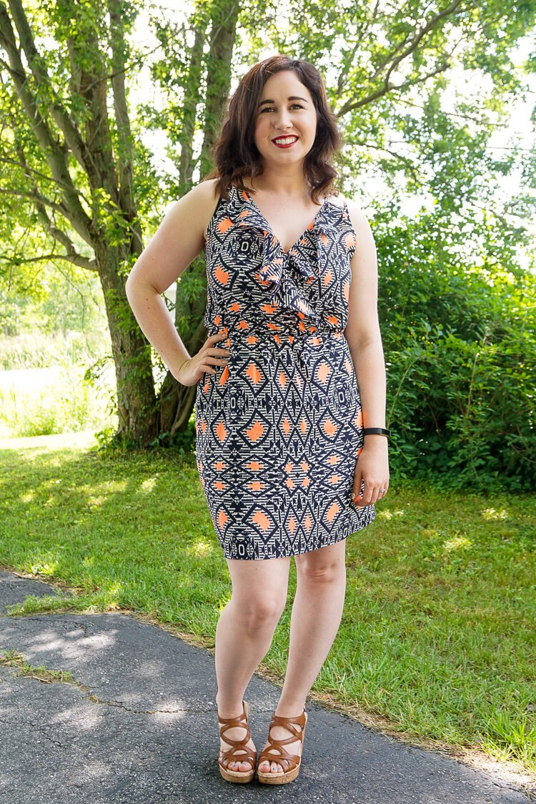 Collective Concepts - Marci Dress - Stitch Fix