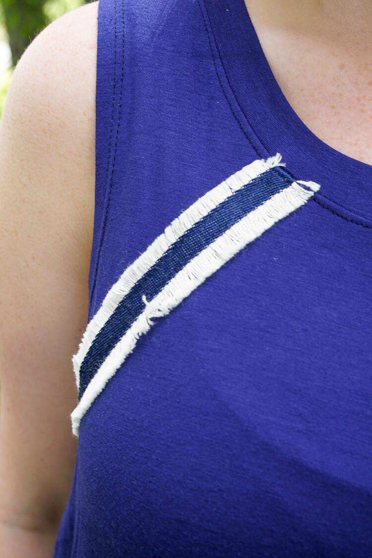 Papermoon - Sarella Fringe Detail Knit Top - Stitch Fix
