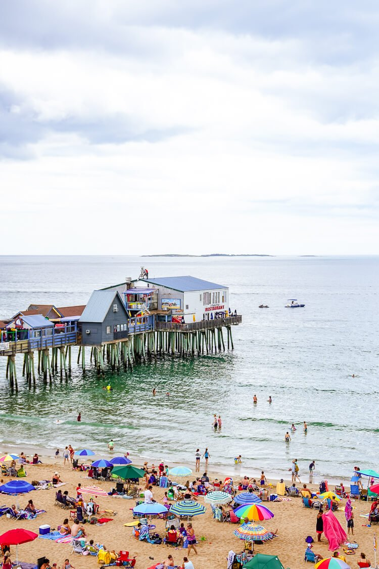 Planning A Summer Trip To Maine Make Sure You Add Old Orchard Beach Your