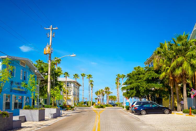 Bridge Street Anna Maria Island