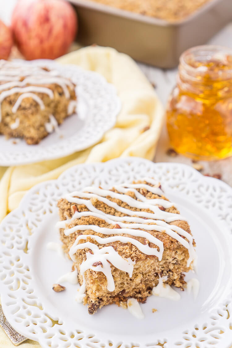 Old Fashioned Apple Jelly Cake Recipe