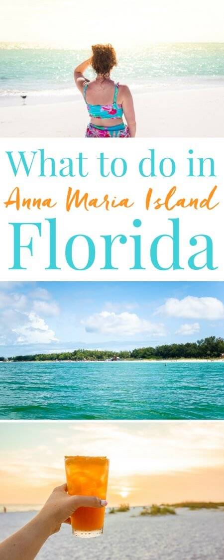 Anna Maria Island is the perfect vacation destination, a little sliver of heaven between Tampa Bay and the Gulf of Mexico. You'll stuff your face, soak up some sun, swim with manatees, shop til you drop, and sail through the clouds (almost), it's bound to be a trip for the books! via @sugarandsoulco