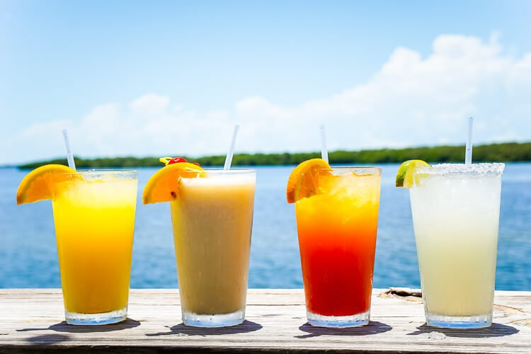Where to get drinks in Anna Maria Island