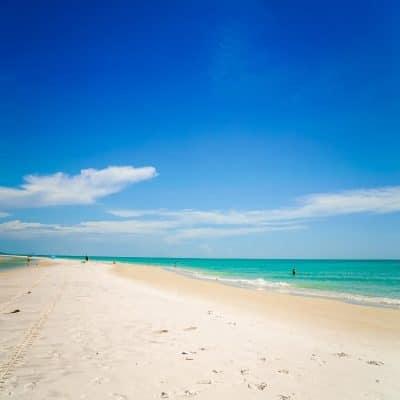 Bean Point, Anna Maria Island, Florida