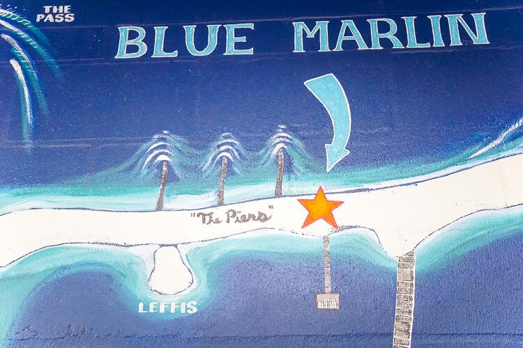 Blue Marlin Anna Maria Island