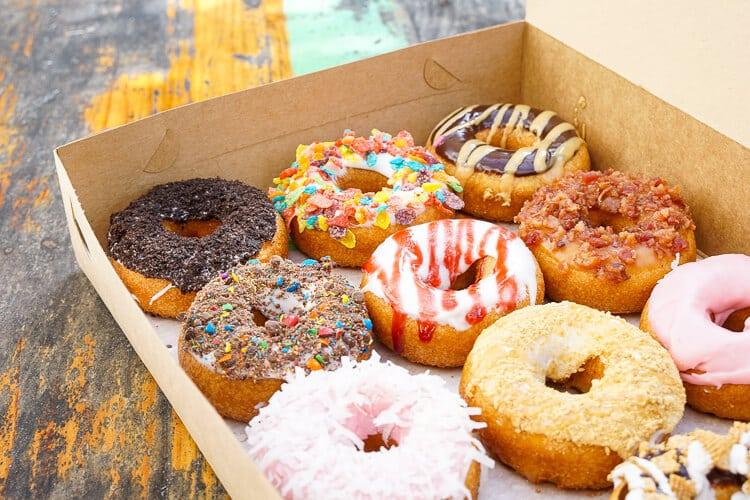 Donuts on Anna Maria Island