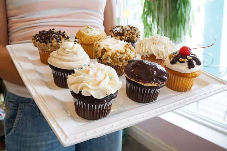 Cupcakes on Anna Maria Island