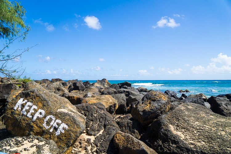 Poipu Beach - These Things To Do In Kauai Hawaii are fun and exciting ways to explore and experience everything the island has to offer!