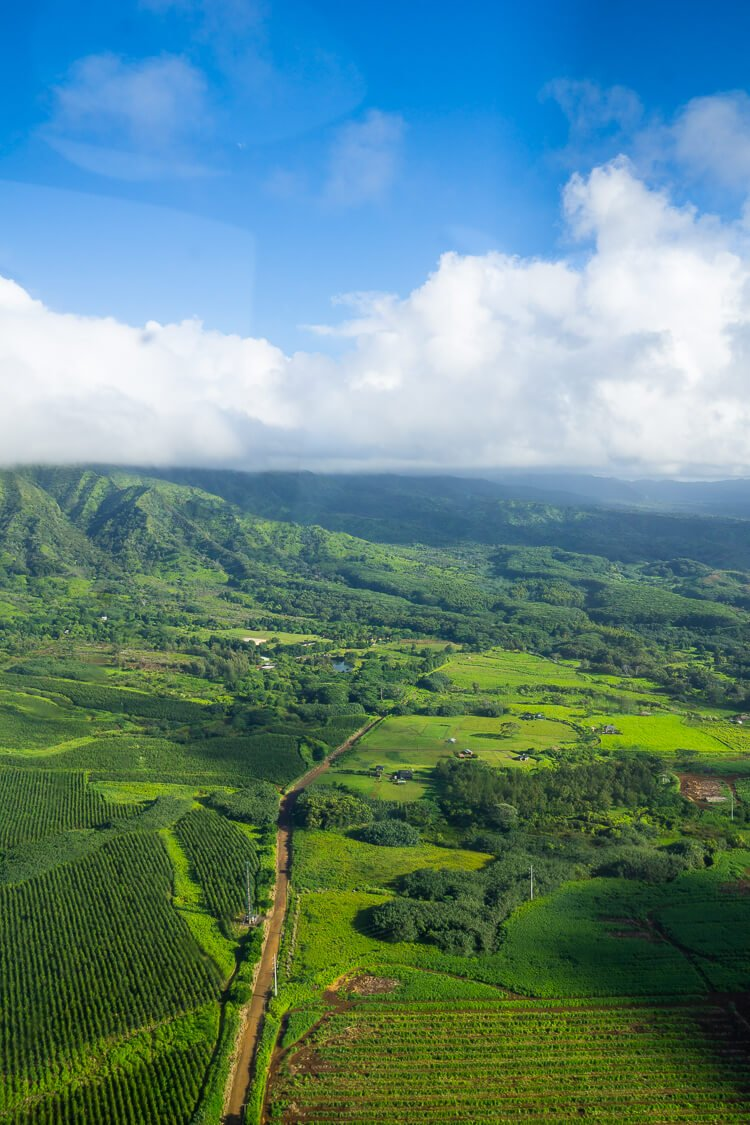 Helicopter Tour - These Things To Do In Kauai Hawaii are fun and exciting ways to explore and experience everything the island has to offer!