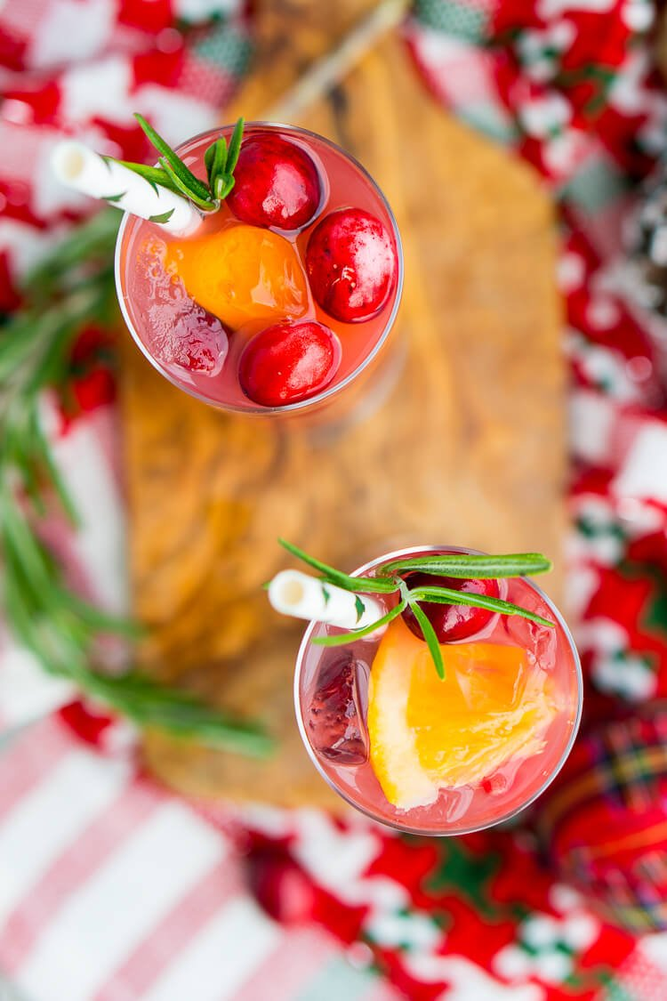 How To Make Christmas Punch!
