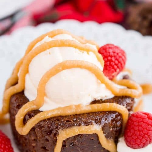 Classic Sticky Toffee Pudding Recipe