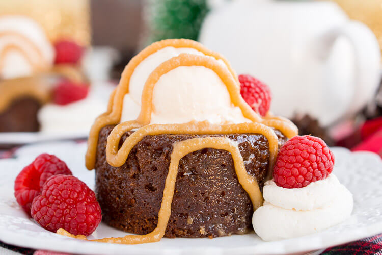 Classic Sticky Toffee Pudding Recipe | Sugar and Soul