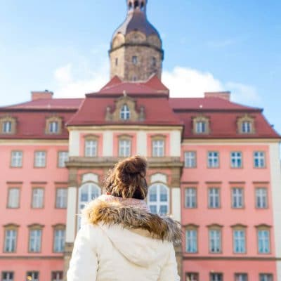 Visiting Ksiaz Castle & Hotel in Poland
