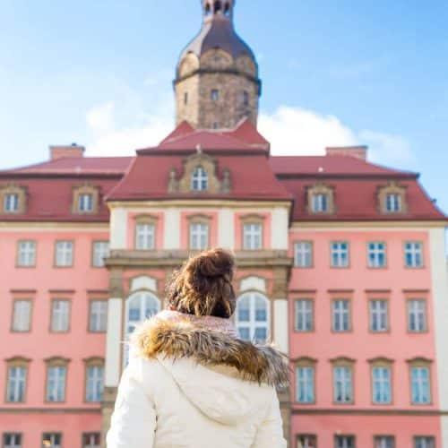 Visiting Ksiaz Castle & Hotel in Poland