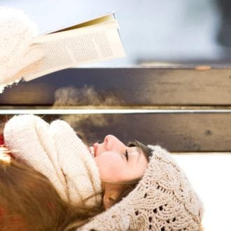 These 17 Books to Read This Winter are the best mix of fiction, fantasy, YA, chick lit, and historical fiction, there's sure to be at least one you'll want to add to your own to your own reading list!