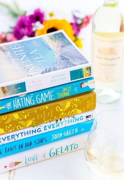 Do you love reading Romance Books? Check out this great list of love stories to feed your romance, chick-lit, and new adult reading list.