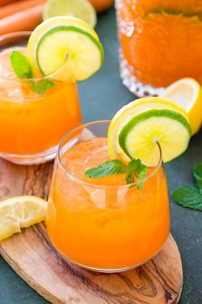 Carrot Orange Punch