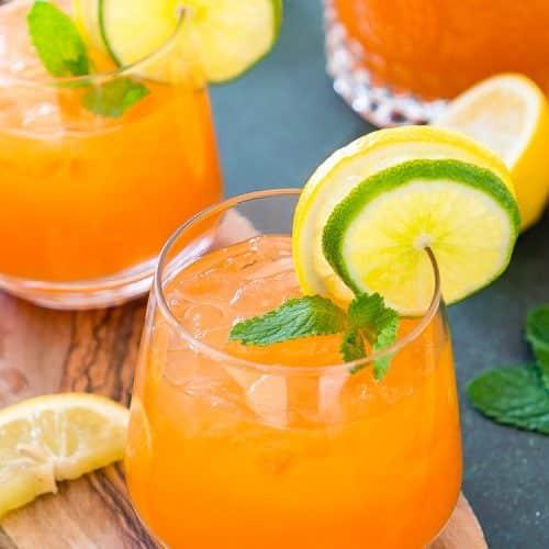 Carrot Orange Punch