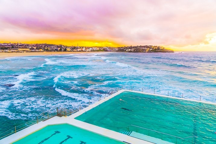A Day At Bondi Beach Is An Absolute Must When Visiting Sydney Australia Go