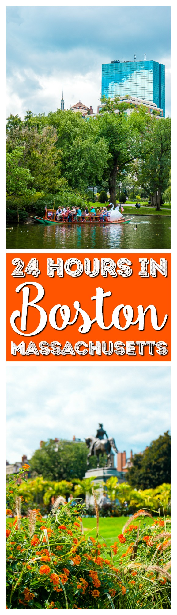 This Guide to 24 Hours In Boston Massachusetts will keep you busy in the New England City with a mix of things to do, see, and eat! via @sugarandsoulco