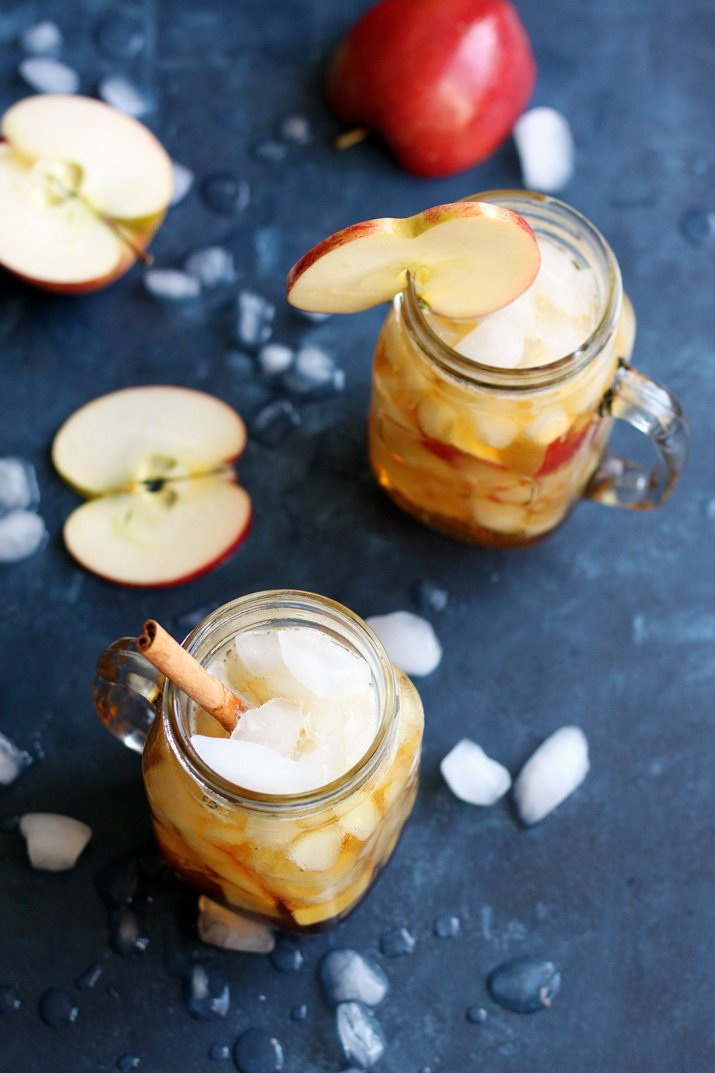Apple Pimm's Cup
