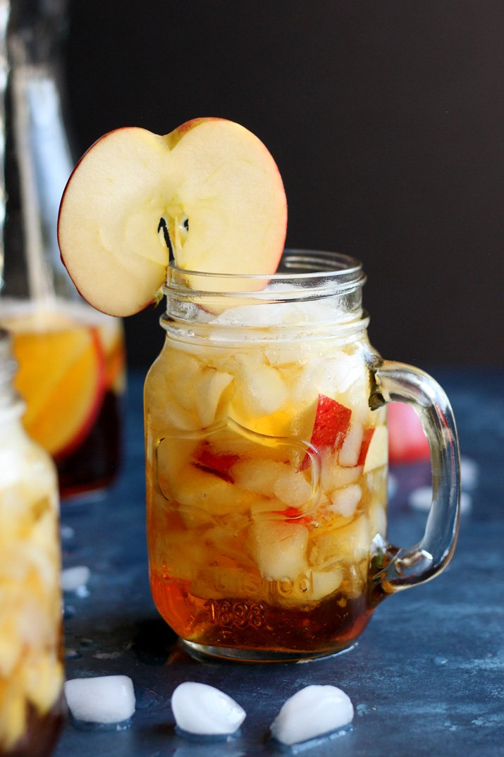 Apple Pimm's Cup Cocktail Recipe