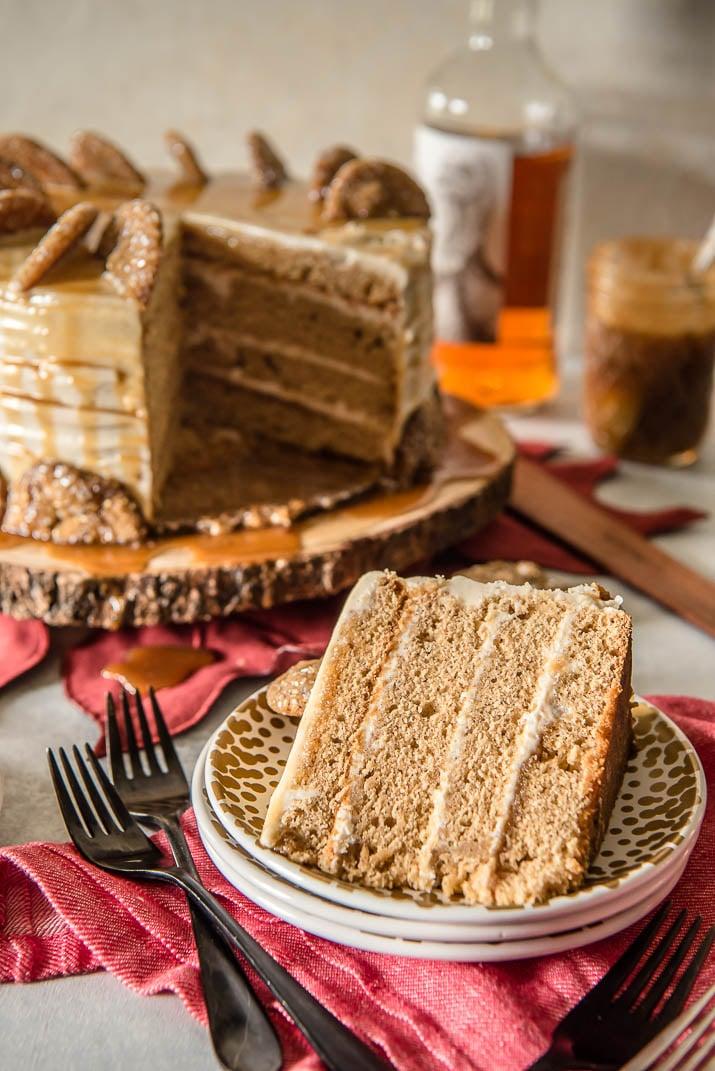 Easy Caramel Cake America