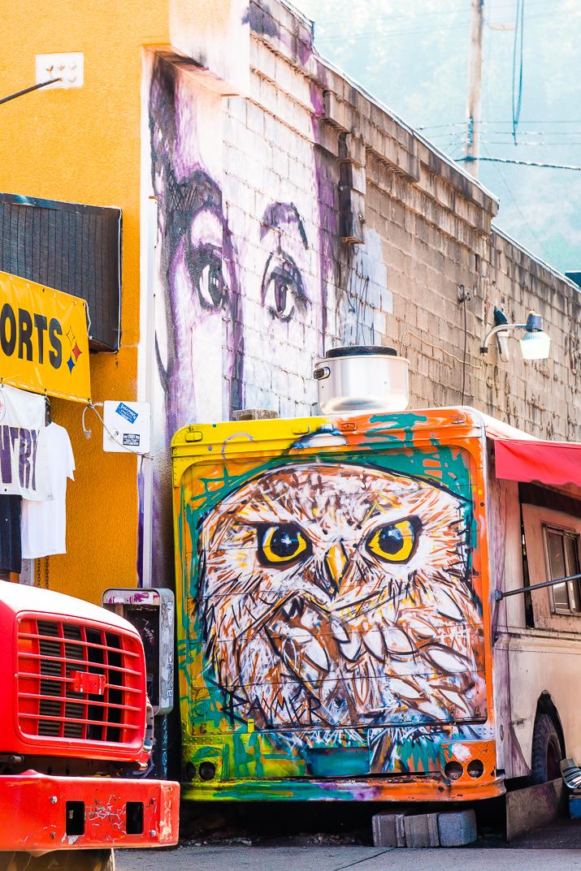 Pittsburgh street art