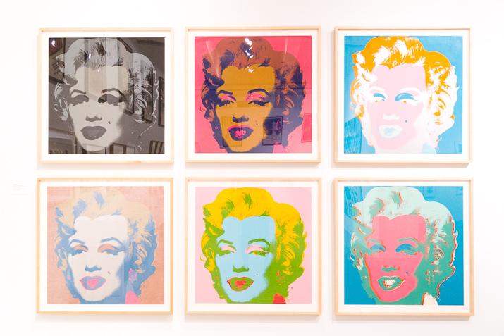 Andy Warhol Museum Marilyn Exhibit in Pittsburgh
