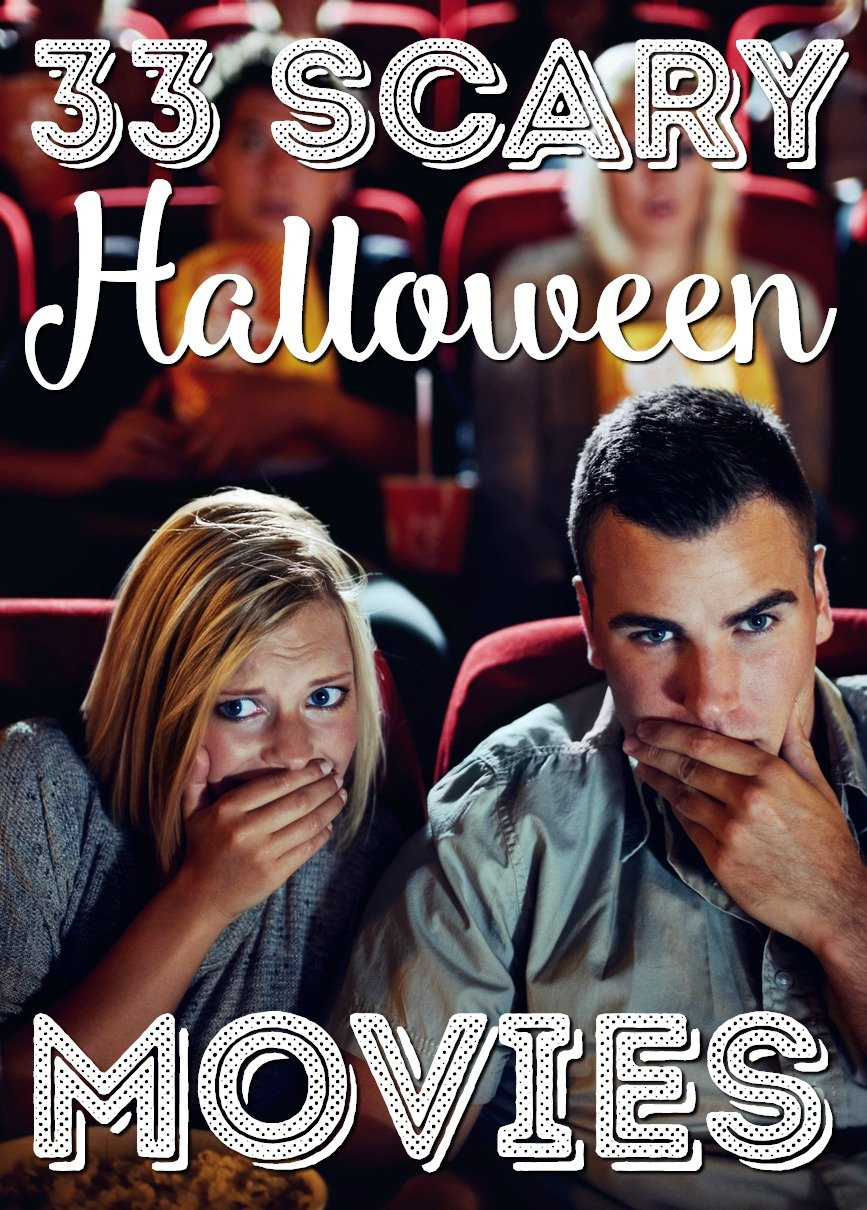 33 must-see Halloween Movies and series for every mood and audience. Grab a hot drink and a bowl of popcorn, because things are about to get scary! via @sugarandsoulco